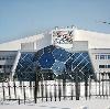 Спортивные комплексы в Лузе