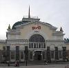 Железнодорожные вокзалы в Лузе