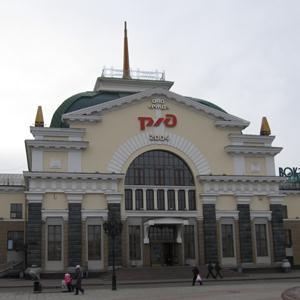 Железнодорожные вокзалы Лузы