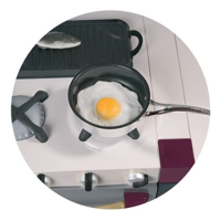 Мираж - иконка «кухня» в Лузе
